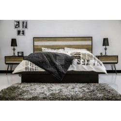 ADESSO wood bed