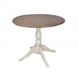 ♥ LIMENA Tisch rund ∅ 92cm