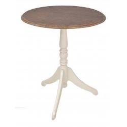 ♥ LIMENA Tisch rund ∅ 60cm