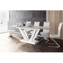 PERFETTO cappuccino extendable up to 256cm
