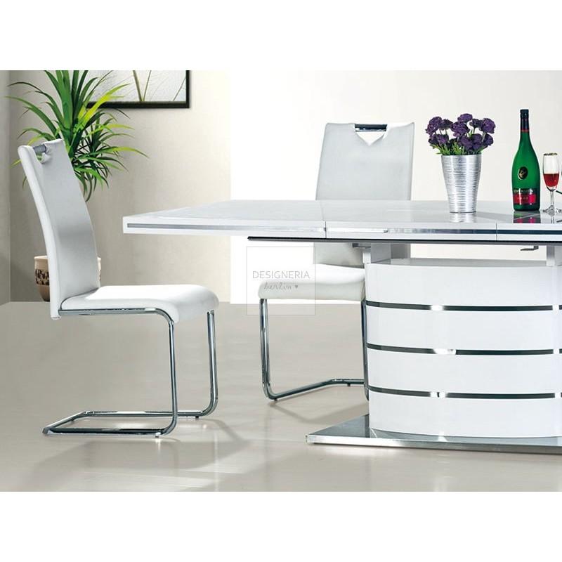 fano s ulentisch esstisch ausziehbar bis 240cm. Black Bedroom Furniture Sets. Home Design Ideas