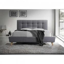Upholstered bed SEVILLA