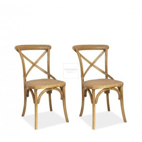 ♥ LARS wooden chair