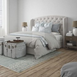 ♥ BOTICELLI Upholstered bed
