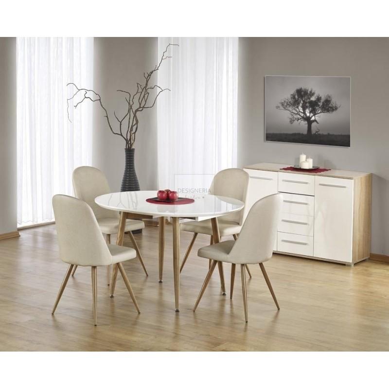 eduardo esstisch ausziehbar bis 200cm. Black Bedroom Furniture Sets. Home Design Ideas