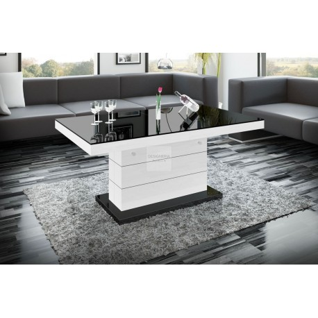 M-LUX2 couch/dining table extendable up to 170cm