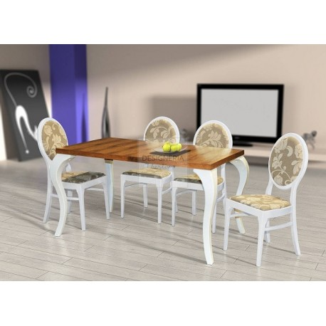 BELEZ dining table extendable