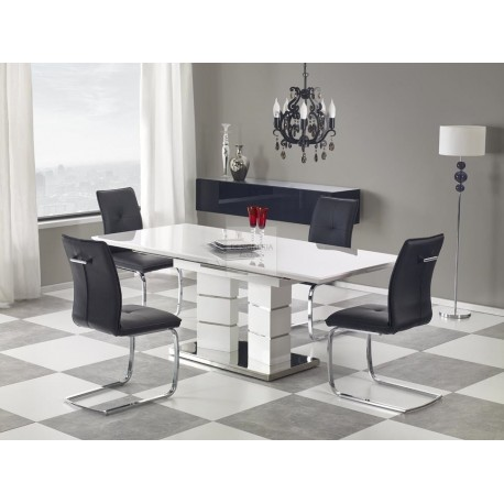 LORD II dining table extendable up to 200cm