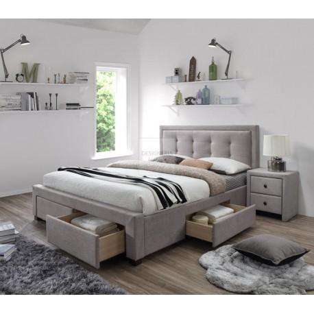 EVO Upholstered bed