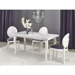 MOZART dining table extendable up to 180cm