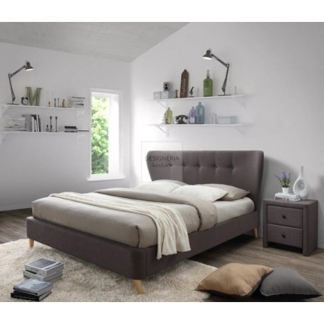 VIENA Upholstered bed