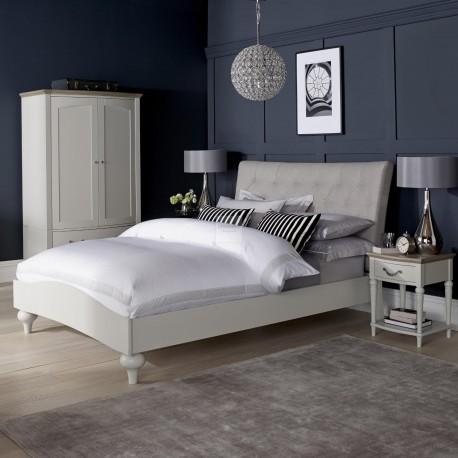 ♥ MONTREUX Upholstered bed