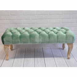 ♥ Upholstered bench Glam
