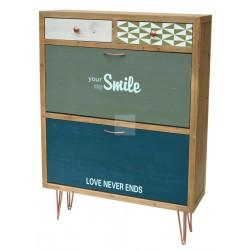 PORTO shoe cabinet