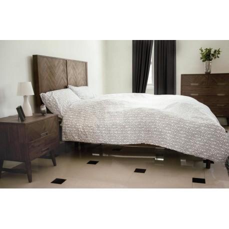 SEVILLA wood bed