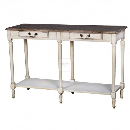 ♥ LIMENA console table