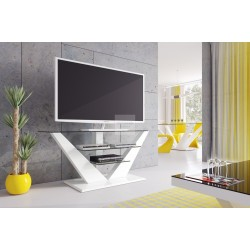 LUNA TV furniture white