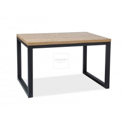 LORAS 2 dining table OAK wood 150cm