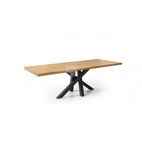SENSO dining table solid OAK