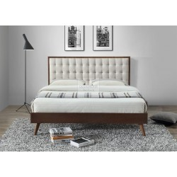 SOLO Upholstered bed