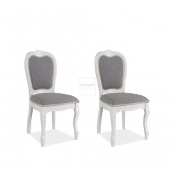 ♥ Upholstered chair set of 2