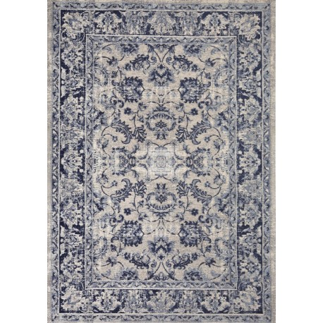 ♥ TEBRIZ antique blue easy clean
