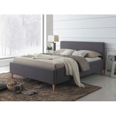 Upholstered bed SEUL
