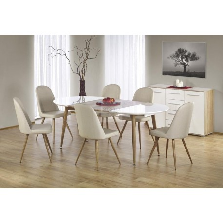 EDUARDO dining-table extendable up to 200cm