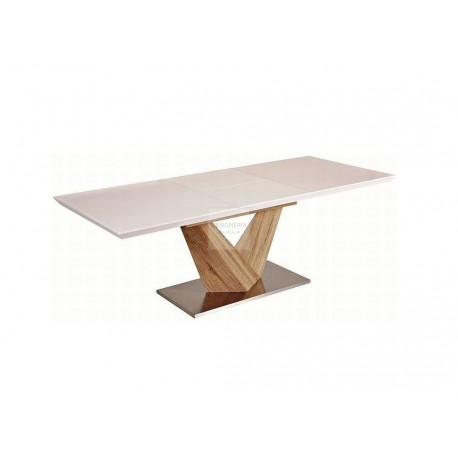 ALARAS dining table extendable up to 220cm