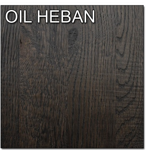 OIL Heban